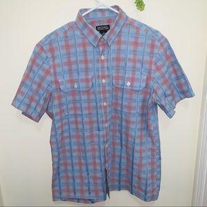 Michael Michael Kors Two Chest Pockets Plain Shirt